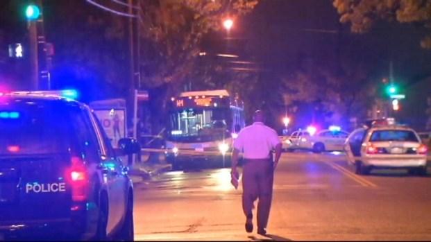 [DC] Raw Video: Southeast D.C. Bus Shooting
