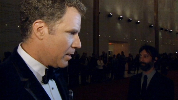 [DC] Will Ferrell at the Kennedy Center