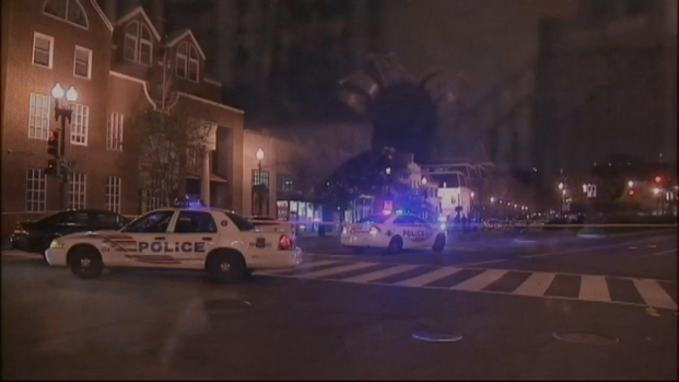 [DC] Raw Video: Georgetown Shooting