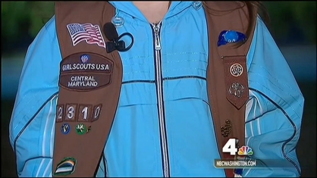 [DC] Girl Scouts Target of Thieves in Bowie