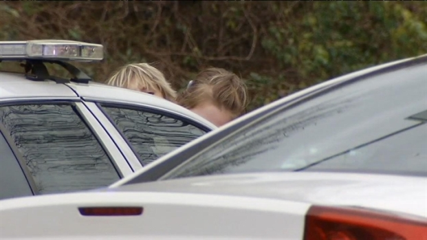 "[DC] Raw Video: Police Arrest Suspected ""Blonde Bandit"""