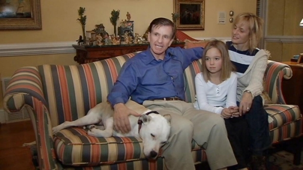 [DC] Fredericksburg Family Reunited with Lost Dog after 8 Yrs.