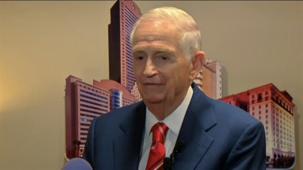 [DC] Iconic Business Leader J.W. Marriott Steps Down
