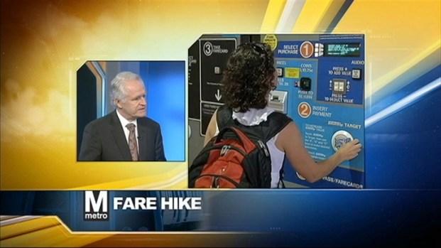 [DC] Metro GM Discusses Fare Increase Proposal