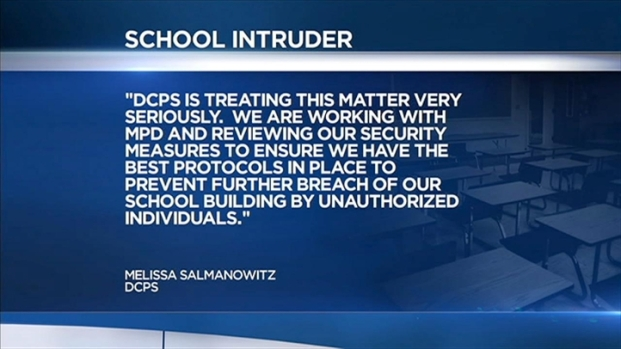 [DC] School Intruder Investigation