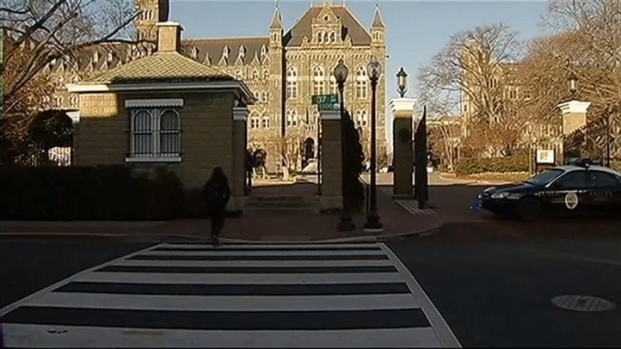 [DC] Georgetown Campus on Alert