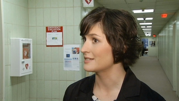 [DC] Sandra Fluke Tells News4 About Her Call From Obama