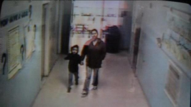 [DC] PG Child Surveillance Video