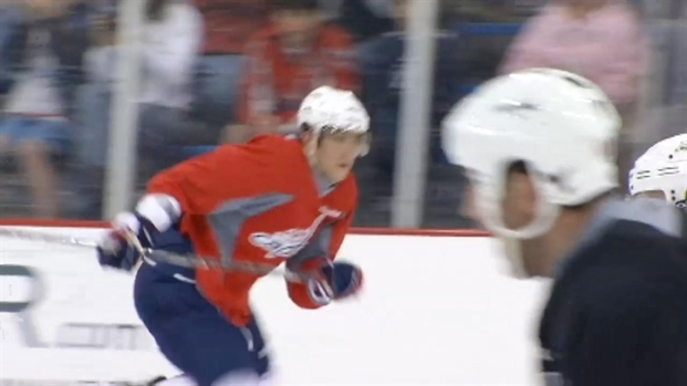 [DC] Playoff Berth on the Line for Caps