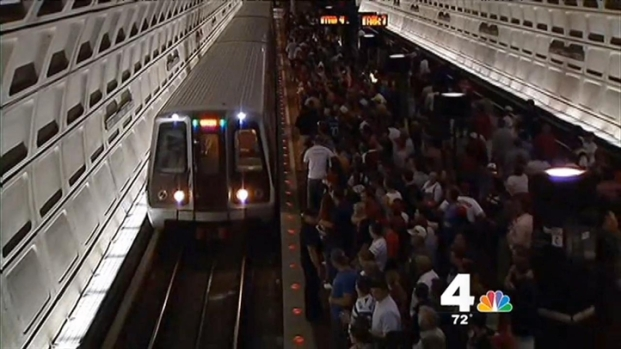 Metro Steps Up Security Measures on Anniversary of Bin Laden's Death