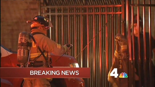 [DC] Entire Shift of Firefighters Gets Sick