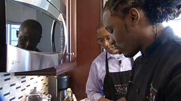 [DC] DC Guy Competes To Be Food Network Star