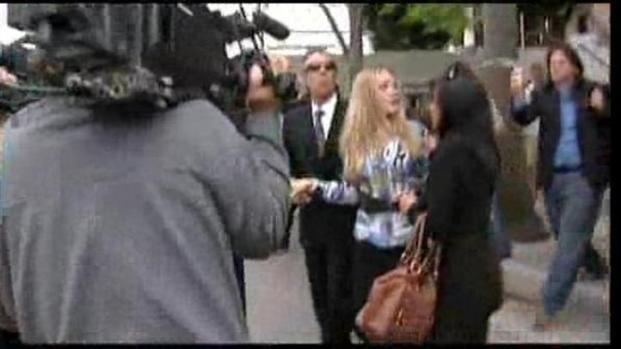 [LA] Brooke Mueller Attends Custody Hearing