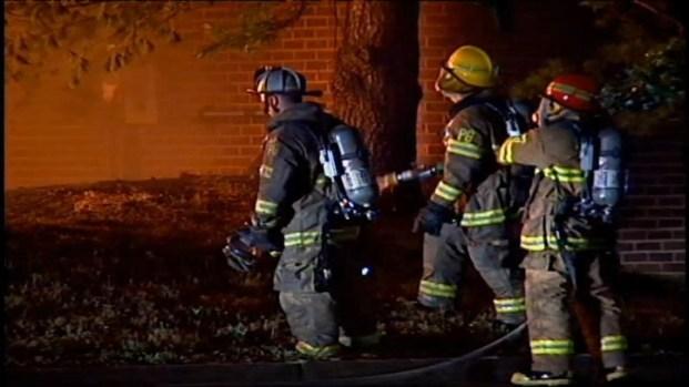 [DC] Raw Video: Transformer Fire in Pr. George's County
