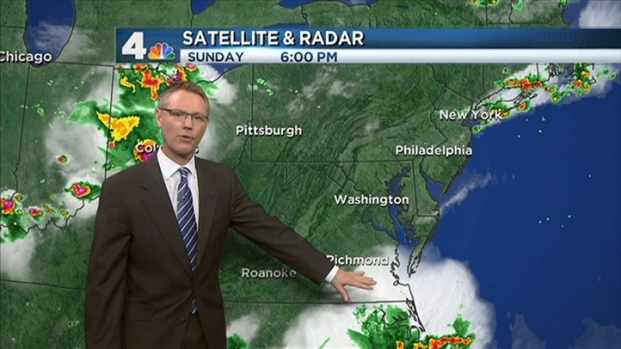 [DC] Weather Forecast PM 7/1/2012