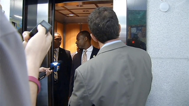 [DC] Mayor Gray's Press Secretary Clashes With Reporters