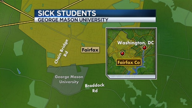 [DC] At Least 40 Students Sickened at George Mason University