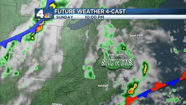 [DC] Sunday Daytime Forecast