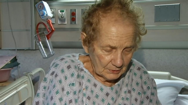 [DC] 83-Year-Old Swimmer Talks About Beaver Attack