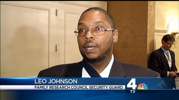 [DC] Security Guard Honored For Stopping FRC Shooting