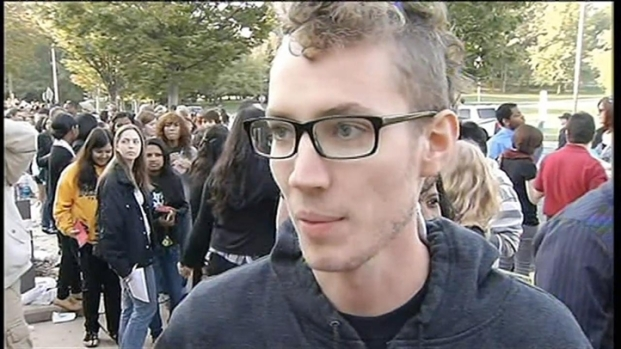 [DC] George Mason U Students Turn Out for Obama Rally