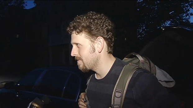 [DC] Thankful Hiker Returns Home