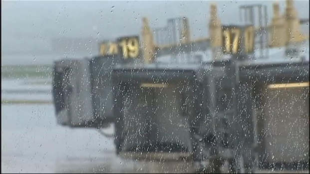 [DC] Sandy Brings Air Travel to a Standstill