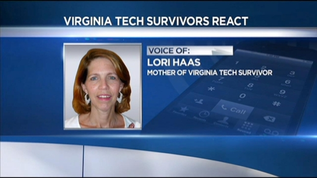 [DC] Those Affected by Va. Tech Massacre Relate to Families of Sandy Hook Victims