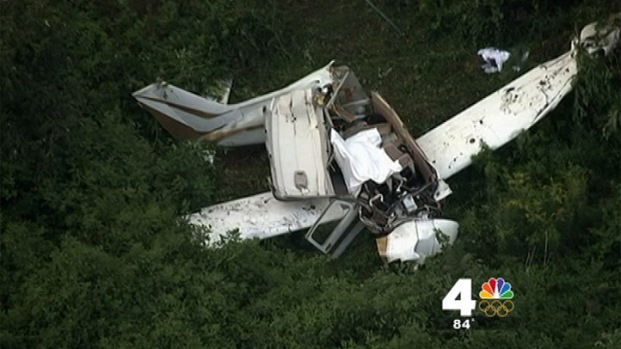 [DC] One Dead in Montgomery County Plane Crash