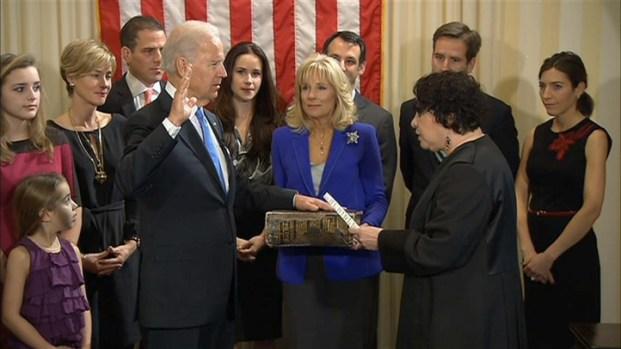 [DC] Biden Takes Vice Presidential Oath