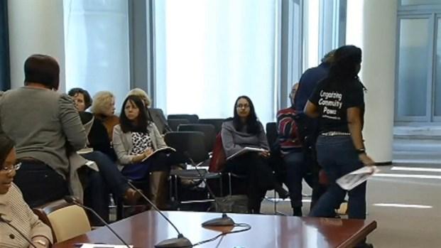 [DC] Activists: D.C. School Closings Target Poor, African-Americans