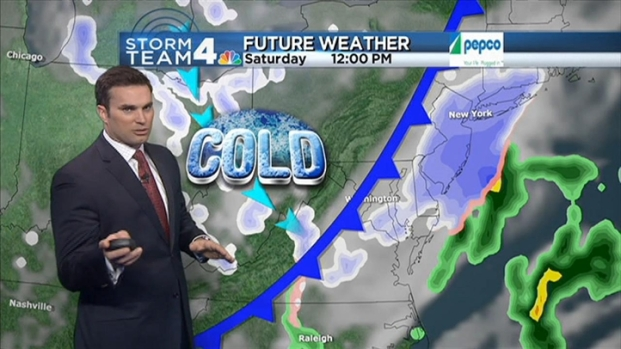 [DC] PM Weather Forecast 02/13/13