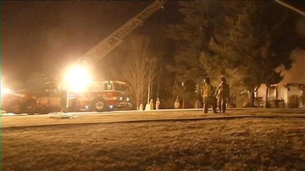 [DC] Vacant Building Fire Raises Questions