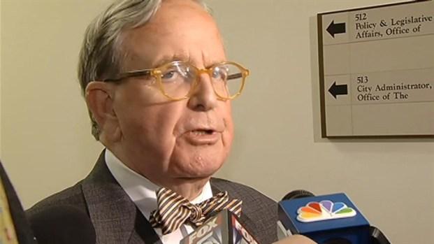 [DC] Mendelson Wants Reprimand of Graham