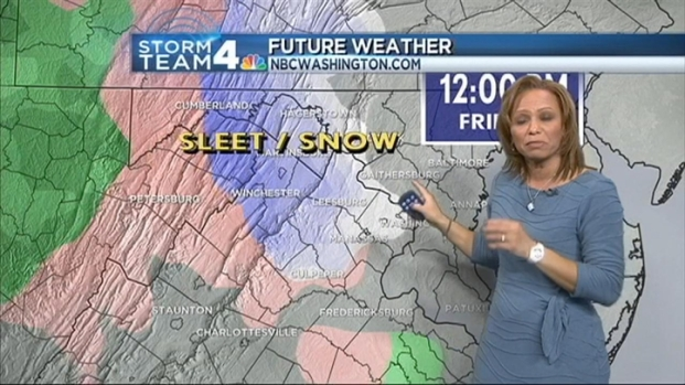 [DC] PM Weather Forecast 02/21/13