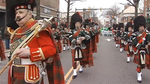 [DC] Alexandria Holds St. Patrick's Day Parade