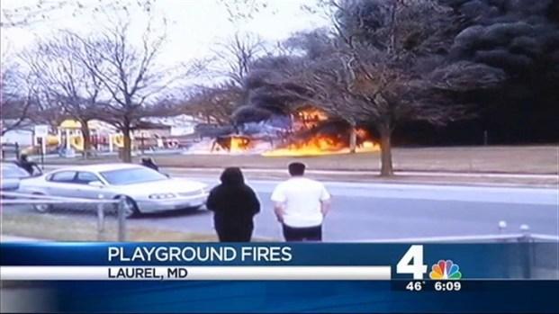 [DC] Laurel to Rebuild Burned Playground