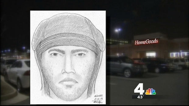 [DC] Police: Serial Groper Strikes At Shopping Center