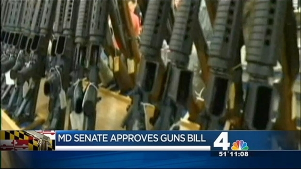 [DC] Maryland Passes Gun Control Law