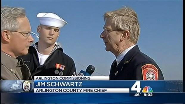 [DC] Honoring Arlington's Bravest