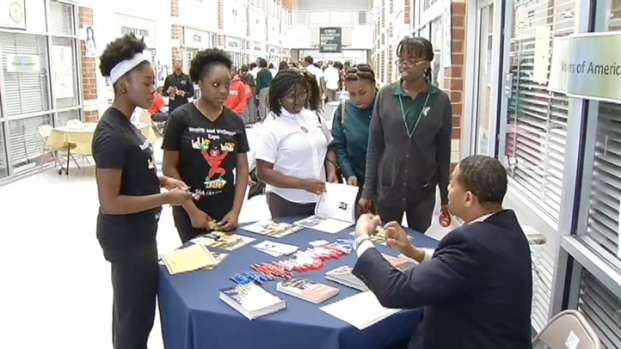 [DC] Flowers High Holds Health and Wellness Expo in Memory of Slain Student