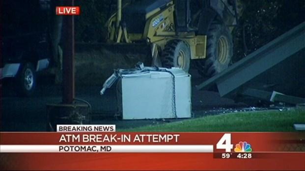 [DC] Brazen ATM Heist in Potomac