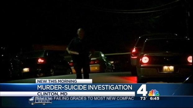 [DC] Clinton Murder-Suicide
