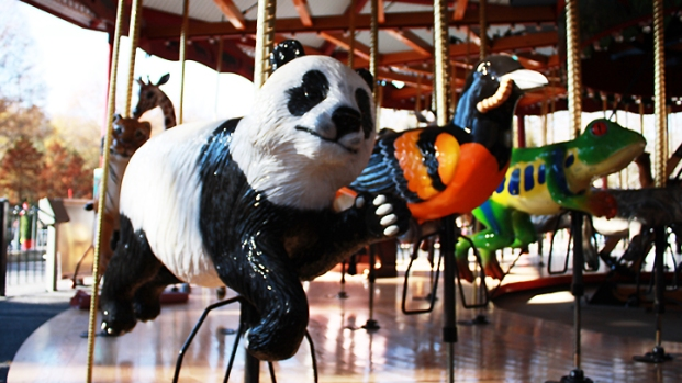 National Zoo Debuts Conservation Carousel