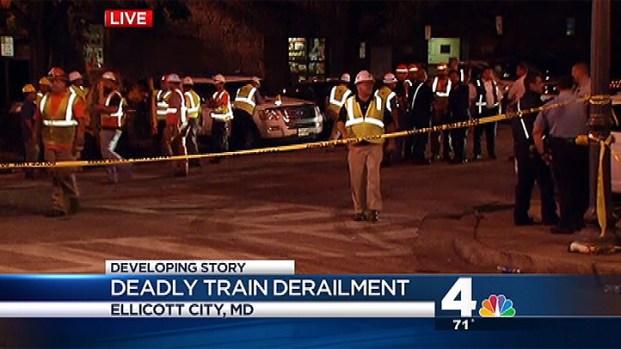 [DC] CSX Train Derailment Investigation Continues