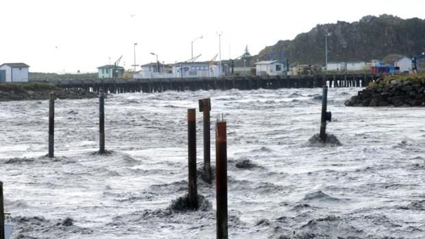 March 2011: Tsunami Hits California Coast