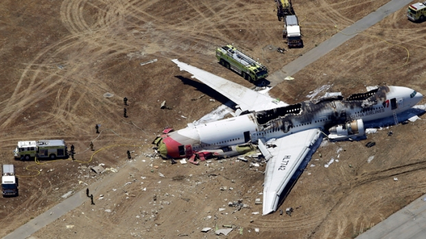 [BAY] 2 Chinese Teens ID'd in SFO Plane Crash, Black Boxes Recovered
