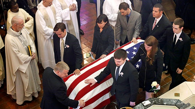 [CHI] Funeral Held for Slain Diplomat
