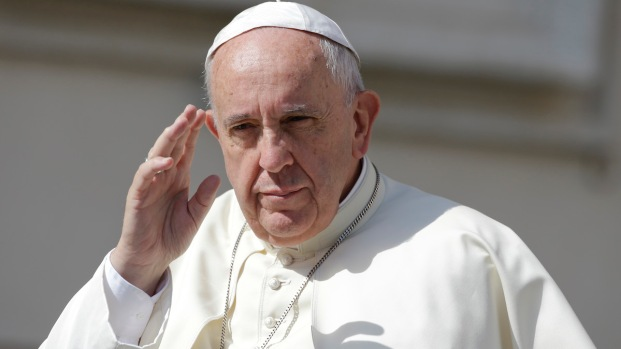 Schedule Set for Pope Francis' Visit to D.C.