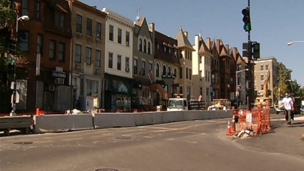 [DC] Business Owners Say NW Construction Project May Cause Many to Close